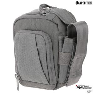 Pouzdro Side Opening Pouch (SOP) Maxpedition® – sivá (Farba: Sivá)