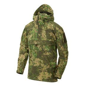 Softshellová bunda Anorak Mistral Helikon-Tex® – PenCott™ WildWood® maskovanie (Farba: PenCott™ WildWood®, Veľkosť: S)