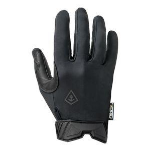 Rukavice First Tactical®Lightweight Patrol – Čierna (Farba: Čierna, Veľkosť: S)