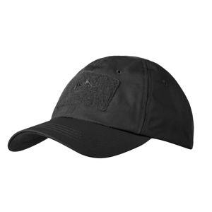"""Šiltovka """"baseballka"""" Rip Stop Helikon-Tex® – Čierna (Farba: Čierna)"""