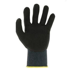 Ochranné rukavice SpeedKnit™ Utility Mechnix Wear® – Čierna (Farba: Čierna, Veľkosť: S/M)