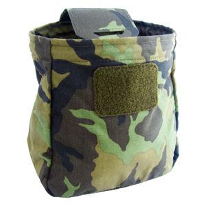 Odhazovák Dump Bag Short Templar's Gear® – Černá (Farba: Čierna)