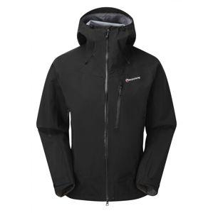 Bunda Alpine Spirit Gore-Tex® Montane® – Čierna (Farba: Čierna, Veľkosť: XXL)