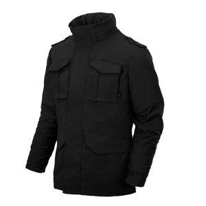 Bunda Covert M65 Helikon-Tex® – Čierna (Farba: Čierna, Veľkosť: XXL)