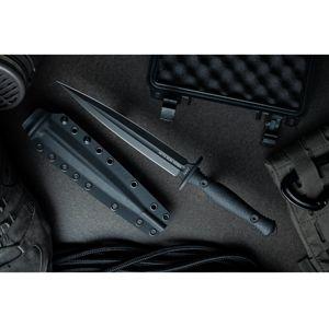 Nôž s pevnou čepeľou M500 Anthropoid ANV® (Farba: Čierna)