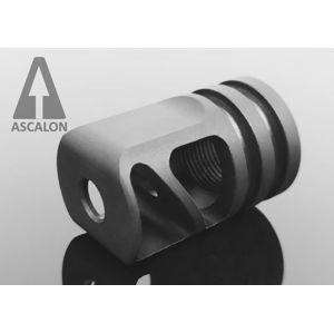 Kompenzátor V6 Micro .223 Ascalon Arms® (Farba: Čierna)