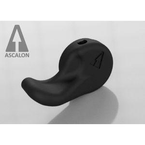 Sada páčok / poistiek Ergon EVO 3 Ascalon Arms® (Farba: Čierna)
