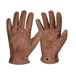 Kožené rukavice Lumber Helikon-Tex® (Farba: US Brown, Veľkosť: M)