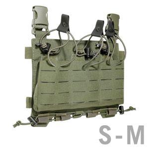 Predný panel na zásobníky M4 / G36 / PMAG / Steyr Tasmanian Tiger® S/M – Olive Green  (Farba: Olive Green )