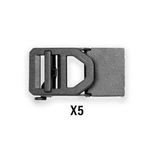 Kovová spona k opaskom Kore® – X5 (Varianta: X5)
